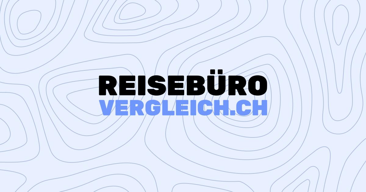 (c) Reisebuerovergleich.ch
